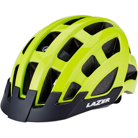 Lazer Compact Casque, flash yellow